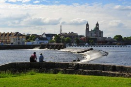 river shannon athlone