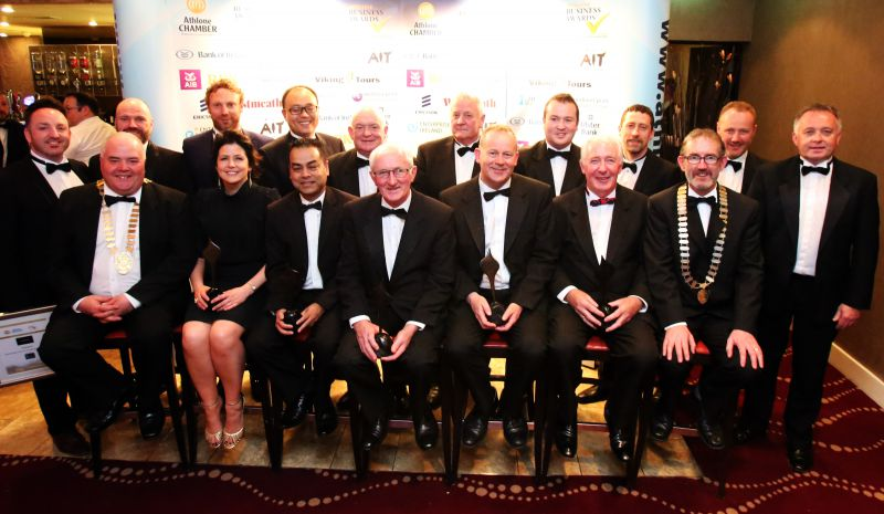 Athlone Chamber of Commerce Business Awards 2017