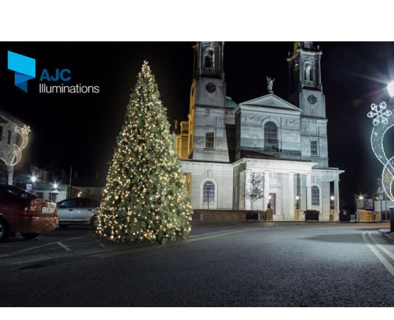 Athlone Christmas Lighting Project