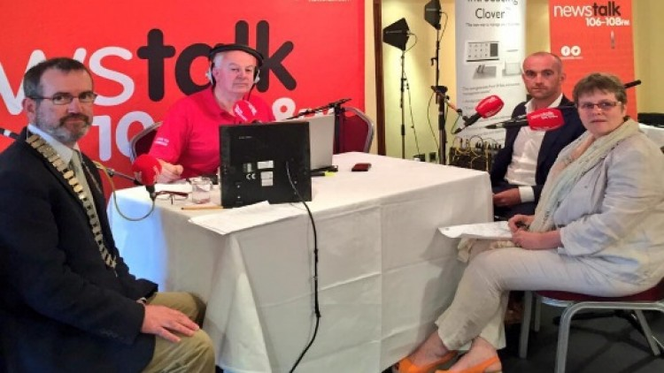 Newstalk Prince of Wales Broadcast