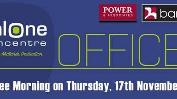 Networking Event – Bannon and Power & Associates – Athlone Town Centre on Thursday, 17th November 2016